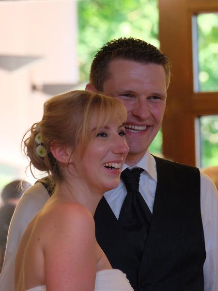 Wir gratulieren: Hochzeit von Sabrina & Andi