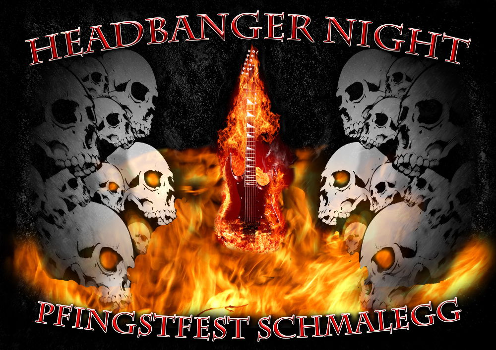 Logo Headbanger Night Schmalegg