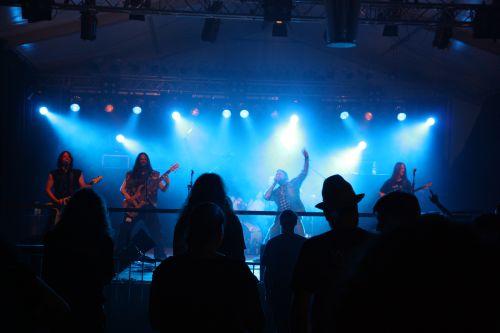 Gloryful, Headbanger Night 2014 1
