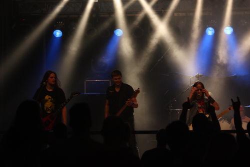 Booze Control, Headbanger Night 2014 4
