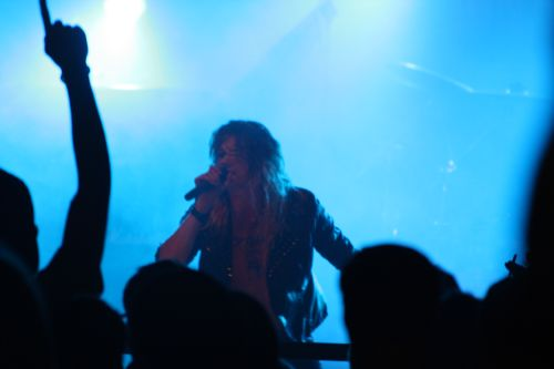 Kissin Dynamite, Headbanger Night 2014 3