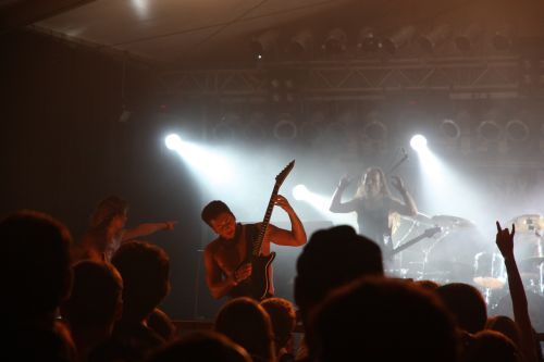 Kissin Dynamite, Headbanger Night 2014 4