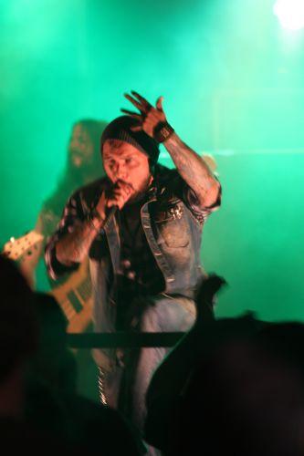 Gloryful, Headbanger Night 2014 3