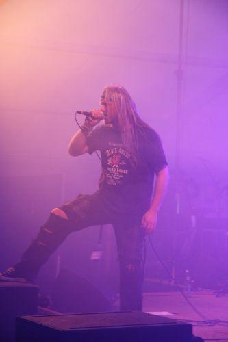 Black Abyss, Headbanger Night 2016 1