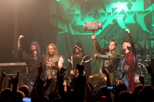 Gloryhammer, Headbanger Night 2018 2